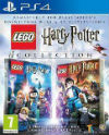 В набор входят две игры из серии LEGO Harry Potter для PlayStation 4 - LEGO Harry Potter: 1-4 года и LEGO Harry Potter: 5-7 лет